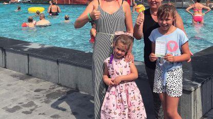 17.000ste zwemmer in recreatiedomein Keiheuvel