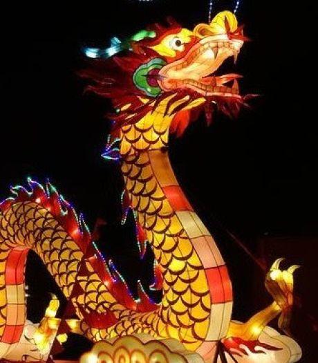 Samenwerking tussen GLOW en Chinees lichtfestival, dit jaar al Chinese kunst te zien in Eindhoven