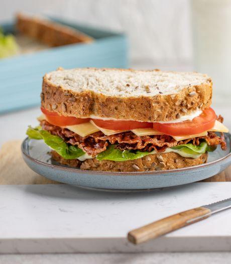 Wat Eten We Vandaag: BLT sandwich deluxe