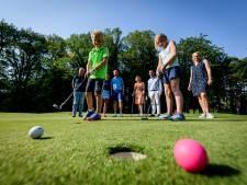 Golfclub 't Sybrook krijgt hausse aan aanmeldingen dankzij corona: 'Niet eerder meegemaakt'