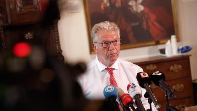 Is de verzoeningspoging van burgemeester Petter mosterd na de maaltijd?