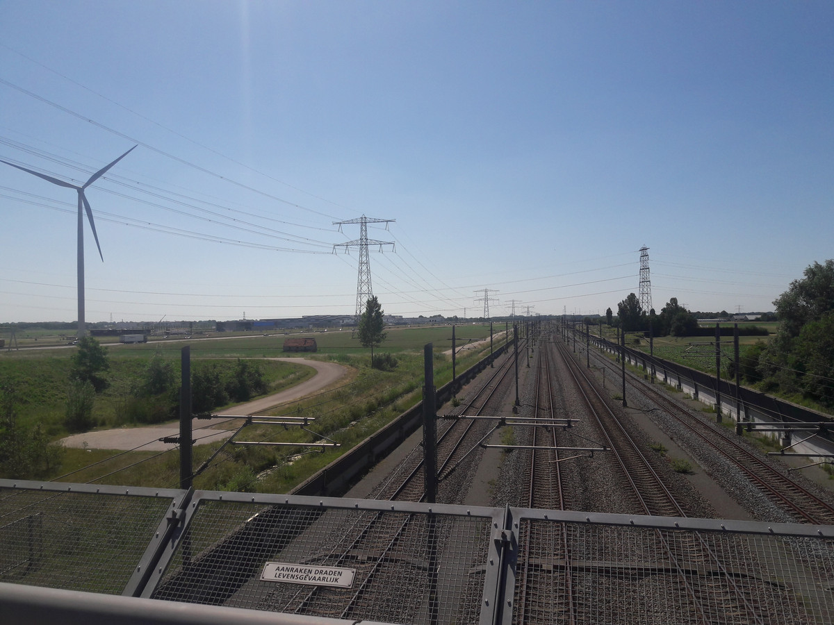 Railterminal Valburg Betuwelijn
