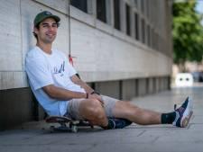 Skateboarder Douwe Macaré uit Zutphen moet olympische droom uit zijn hoofd zetten na fiasco in Rome