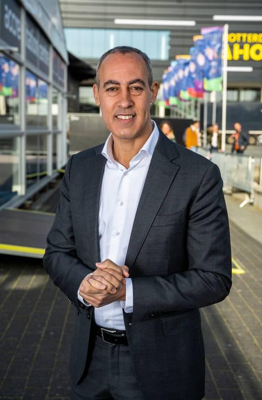 Said Kasmi (D66) is wethouder Onderwijs, Cultuur en Toerisme