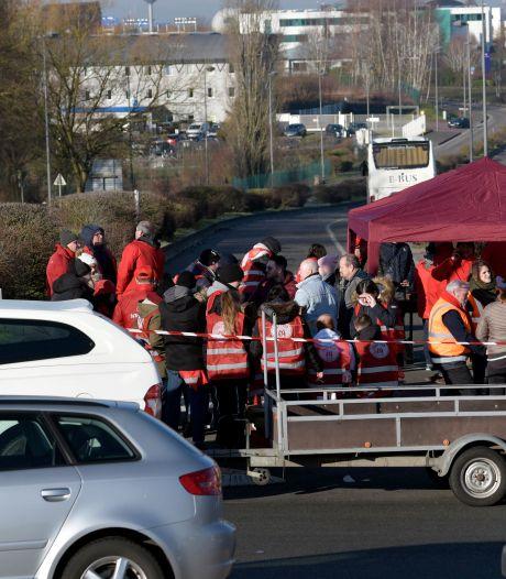 """Arrêts de travail à l'aéroport de Charleroi: """"Une gestion désastreuse"""""""