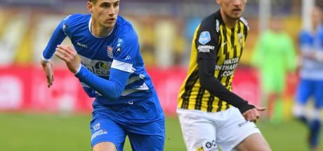 Slobodan Tedic staat ook komend seizoen bij PEC in de spits