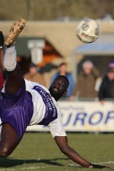 Ansu Camara vergeet oud zeer bij LRC: 'Ik speel niet meer voor het geld, maar wil nog wel iets laten zien'