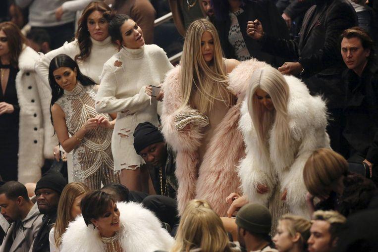 De familie Kardashian Beeld Reuters