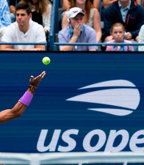 Amerikaanse tennisbond blijft ervan overtuigd: US Open gaat door