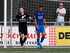 De Treffers verliest ongeslagen status in Noordwijk: 'Ik weet niet wat die keeper gegeten had'