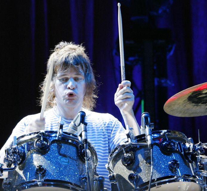 Zak Starr in 2007.