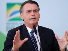 Bolsonaro tegen Noren: Hou je geld en help Merkel bos aan te leggen in Duitsland