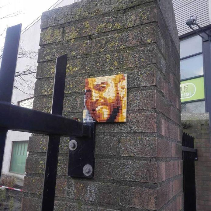 Het portret van Feis in Ministeck
