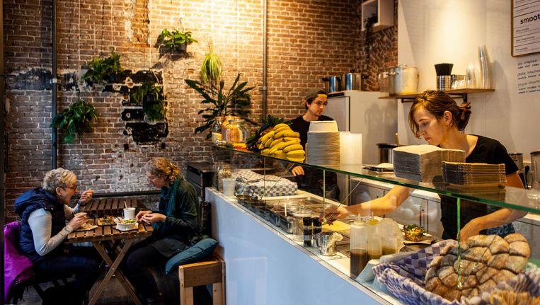 De Soepbar, Utrechtsestraat 22 Beeld Lin Woldendorp