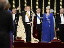 Barack en Michelle Obama feliciteren koning