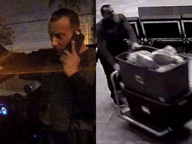 Politiechef zet inval in scène en gaat er met geld en grote drugsvangst vandoor