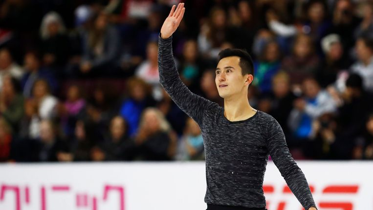 De Canadees Patrick Chan heeft in het Canadese Mississauga (Ontario) de Skate Canada gewonnen, dat is de tweede Grand Prix kunstschaatsen van het seizoen Beeld AP