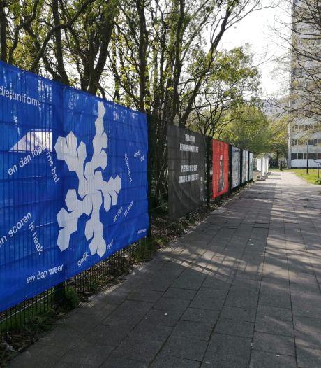 Kunst voor de kooi: 'Pandapleintje' fleurt op met werken uit Nieuw Gent