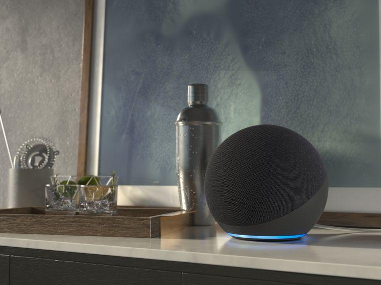 Amazon Echo Beeld Amazon