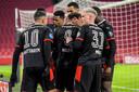 PSV kon de goede beginfase niet met een zege verzilveren, maar pakte wel een punt bij Ajax.