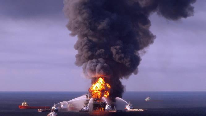BP schuldig aan grove nalatigheid olieramp Golf van Mexico