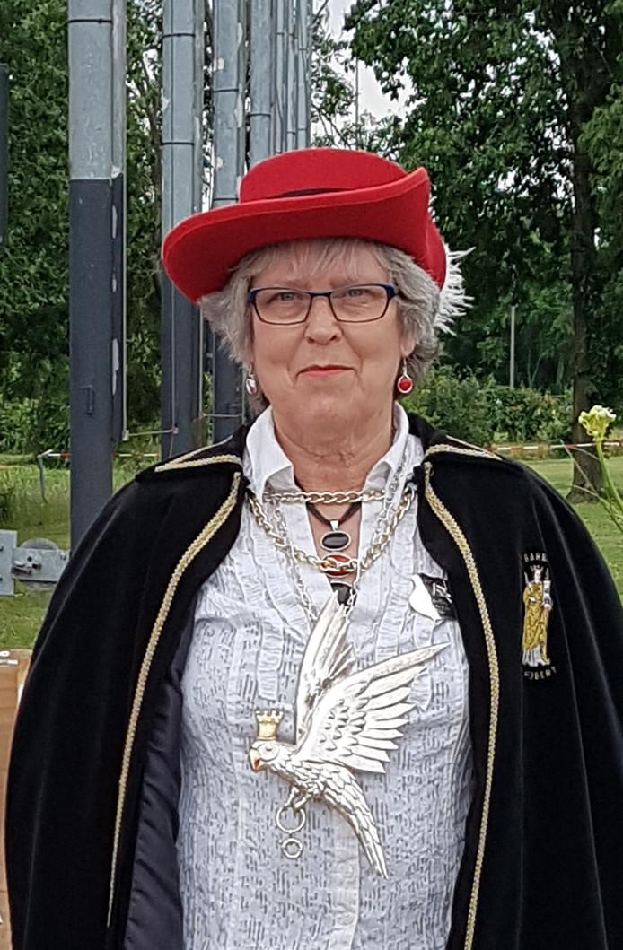 Anna-Marie Verberk.