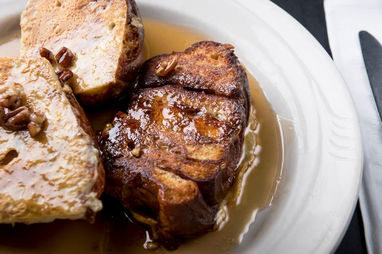 Signature French Toast  Beeld Getty Images/iStockphoto