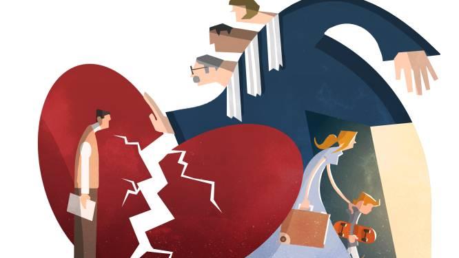 Uit elkaar gaan, en dan? 'Scheiden is een financiële dreun'