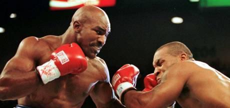 Veteranengevecht op komst? Evander Holyfield (58) daagt Mike Tyson (54) opnieuw uit