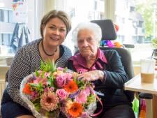 Will Linnemeyer-Calis uit Bergeijk viert 105e verjaardag