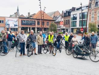 """Burgerbewegingen organiseren fietstocht langs knelpunten rond klimaat en mobiliteit: """"Heb de moed om voor de juiste oplossingen te kiezen"""""""