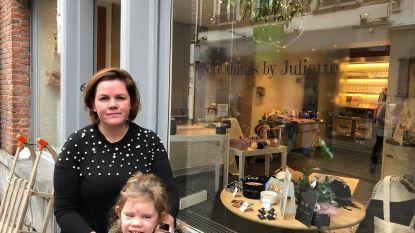 Voorzitter Give us a Break opent pop-upstore in Oudenaarde