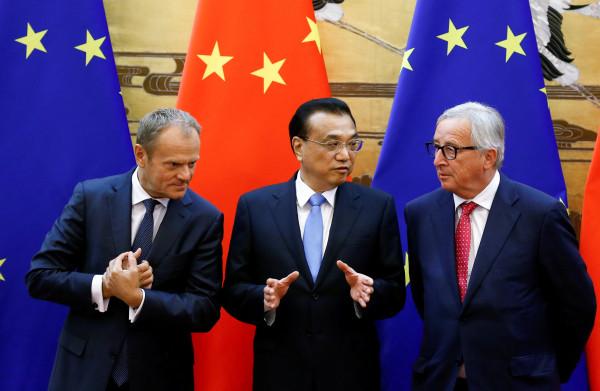 Het snel uit de hand lopende handelsconflict heeft iets weg van een **kleuterruzie**, maar dan strategisch