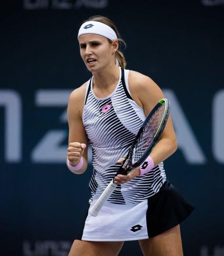 Greet Minnen se hisse au deuxième tour des qualifications à l'Open d'Australie