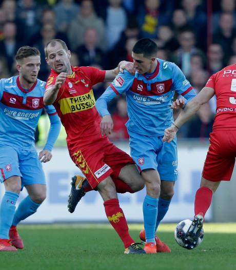 FC Twente zet reuzenstap richting de titel na zege bij Go Ahead Eagles
