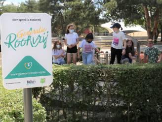 """Achttien Kempense gemeenten maken 200 speelterreinen en schoolomgevingen rookvrij: """"Kinderen een gezondere toekomst geven"""""""