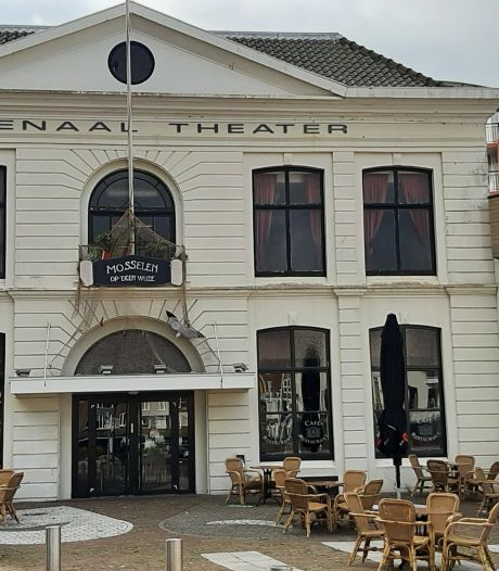 AVV koopt ook pand Arsenaaltheater