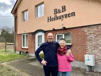 """Koppel uit Amsterdam opent B&B Heihuyzen: """"Gasten laten meegenieten van de prachtige Kempense natuur"""""""