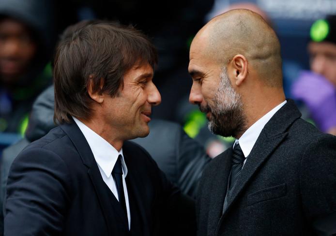 Engelse clubs profiteren momenteel van de Italiaanse en Spaanse invloeden van Antonio Conte en Pep Guardiola.