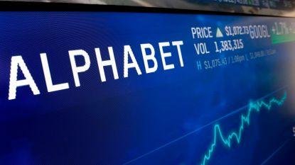Boete EU drukt winst moederbedrijf Google