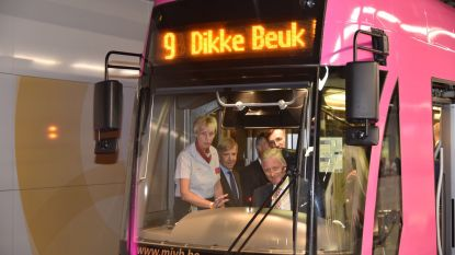 Tramlijn 9 in Brussel ingehuldigd