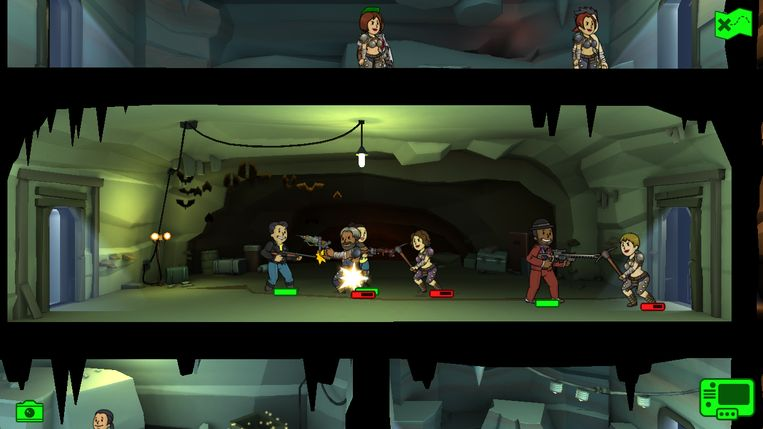 'Fallout Shelter' Beeld Bethesda