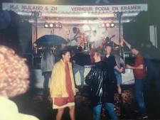 Golden Earring speelde in 1997 op een legendarisch tuinfeest in De Lutte