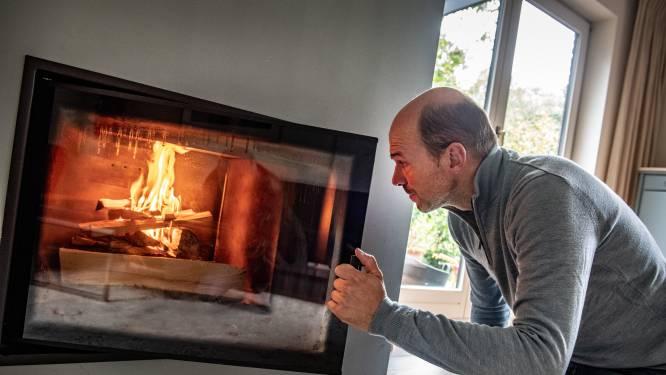 Wilbert (41) moet er niet aan denken te stoppen met hout stoken: 'Het kan ook duurzaam'