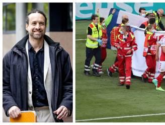 Coronascepticus Willem Engel moest van Twitter bericht over Eriksen verwijderen