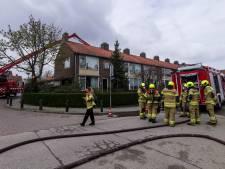 Woning onbewoonbaar verklaard na brand, bewoners blijven ongedeerd
