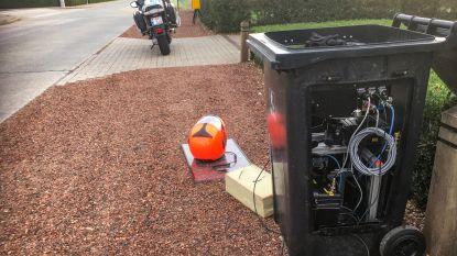 Voorlopig geen flitsmarathon in Oudenaarde: de superflitser staat in panne
