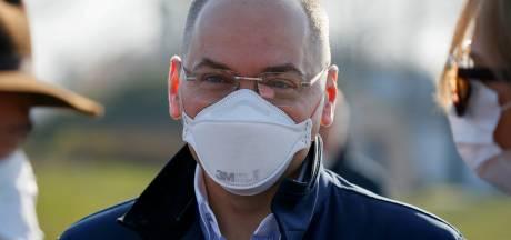 L'Ukraine limoge son ministre de la Santé