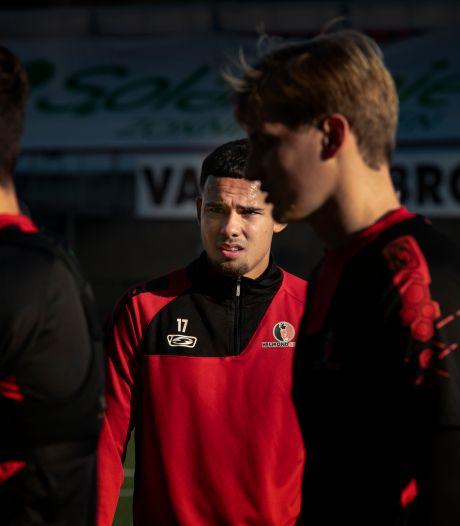 Plots staat VVV'er Joël Roeffen voor debuut bij Helmond Sport