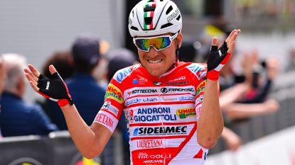 KOERS KORT. Masnada wint slotrit Tour of the Alps, Sivakov eindwinnaar